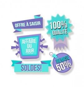 Stickers affaires à saisir