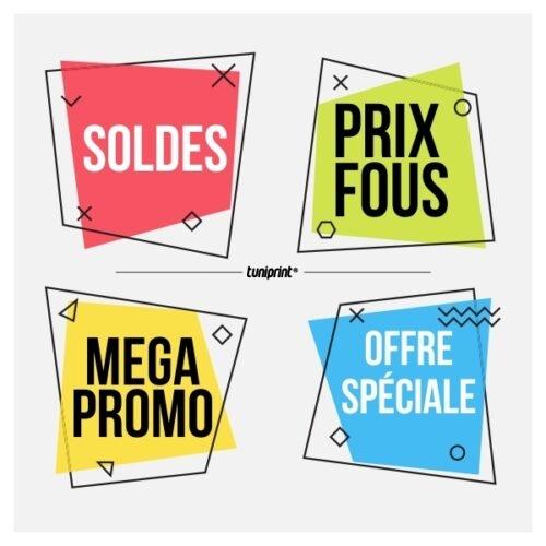 Stickers Prix Fous